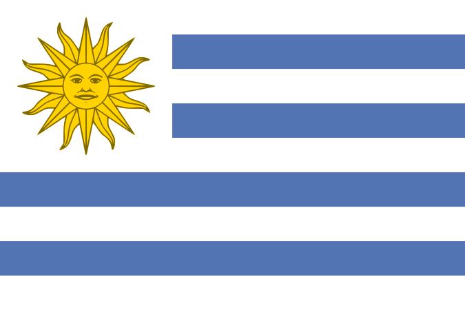 Bandera del Uruguay