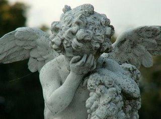 angel llorando