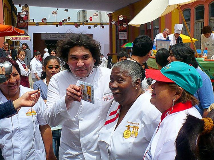En Un Rincón Del Cielo En memoria a la Madre De La Cocina Peruana TeresaIzquierdo