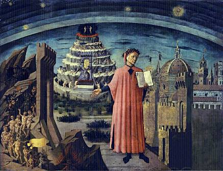 Un soneto de Dante Alighieri  Tanto gentile