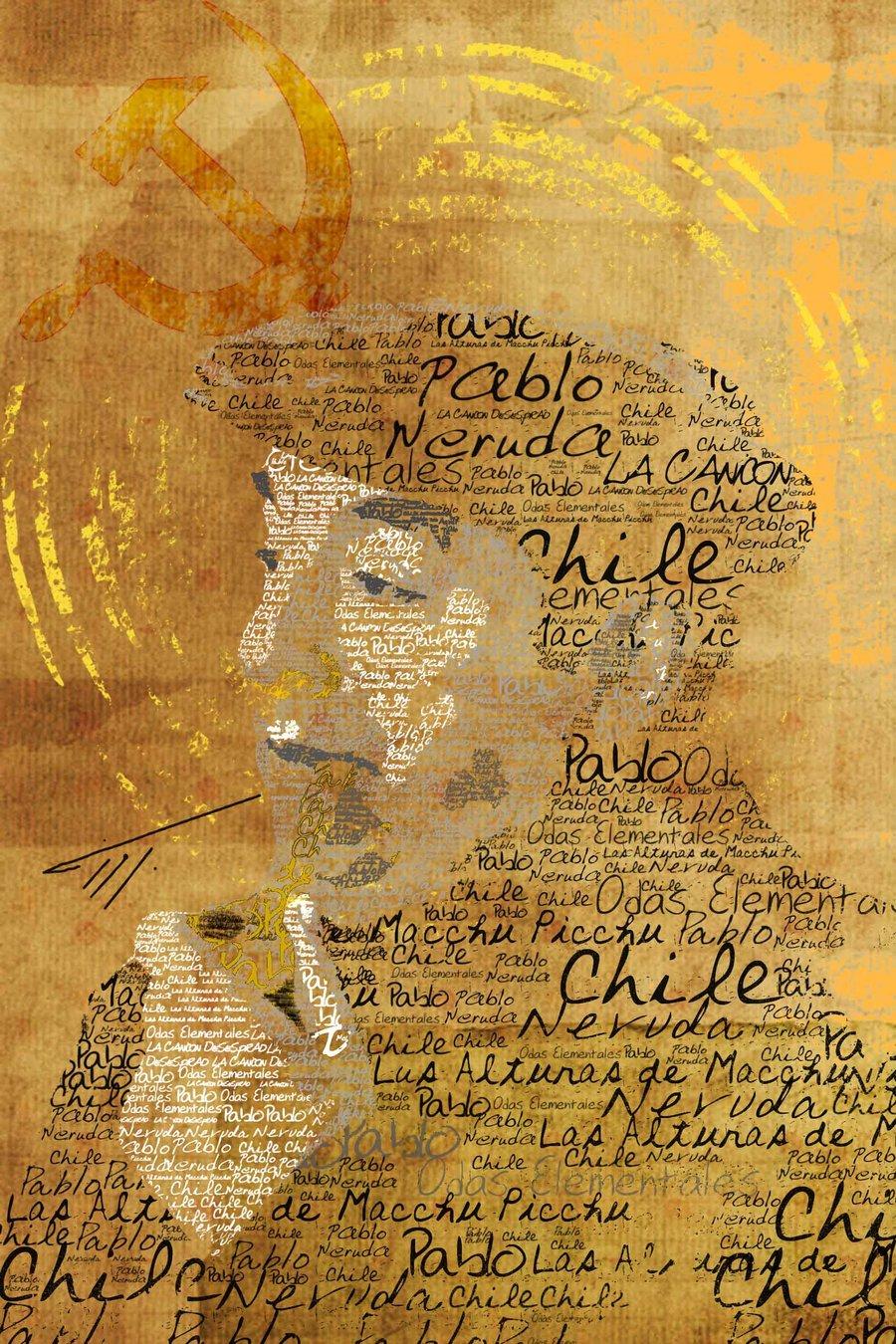 Pablo Neruda_afiche