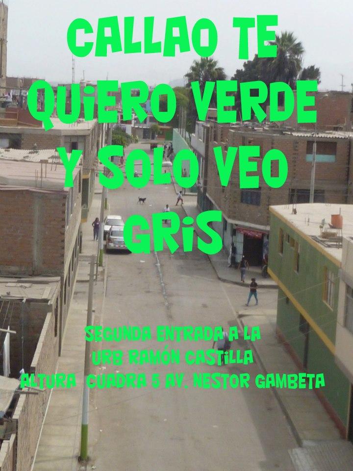CALLAO  URB RAMON CASTILLA 544545 AAAAAAA