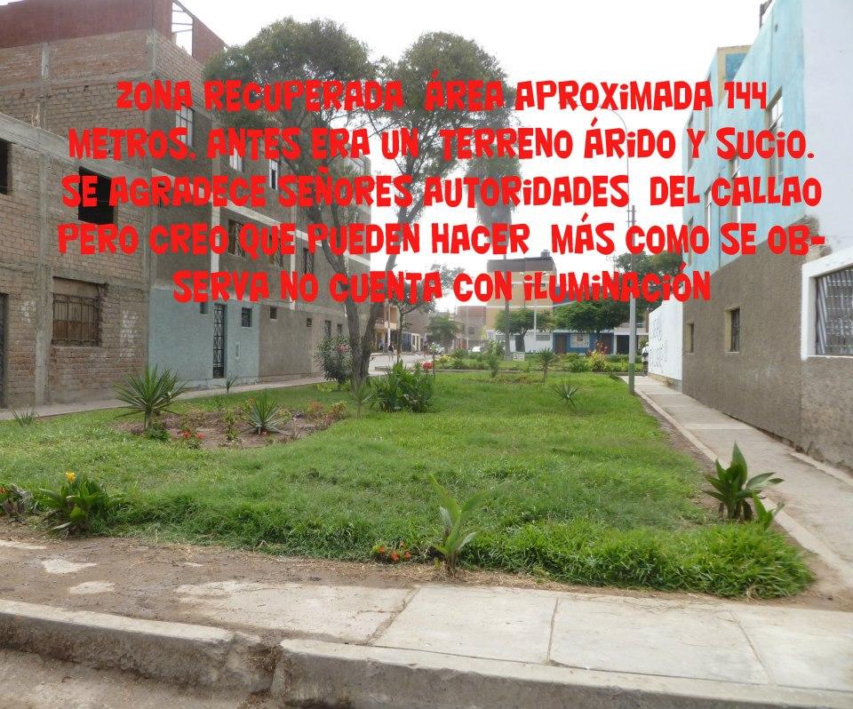 CALLAO  URB RAMON CASTILLA 544545AA