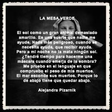 Alejandra Pizarnik. por siempre
