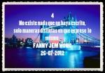 FANNY JEM WONG pensamientos y poemas - (18)