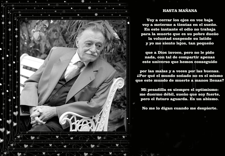 Te quiero - Poemas de Mario Benedetti
