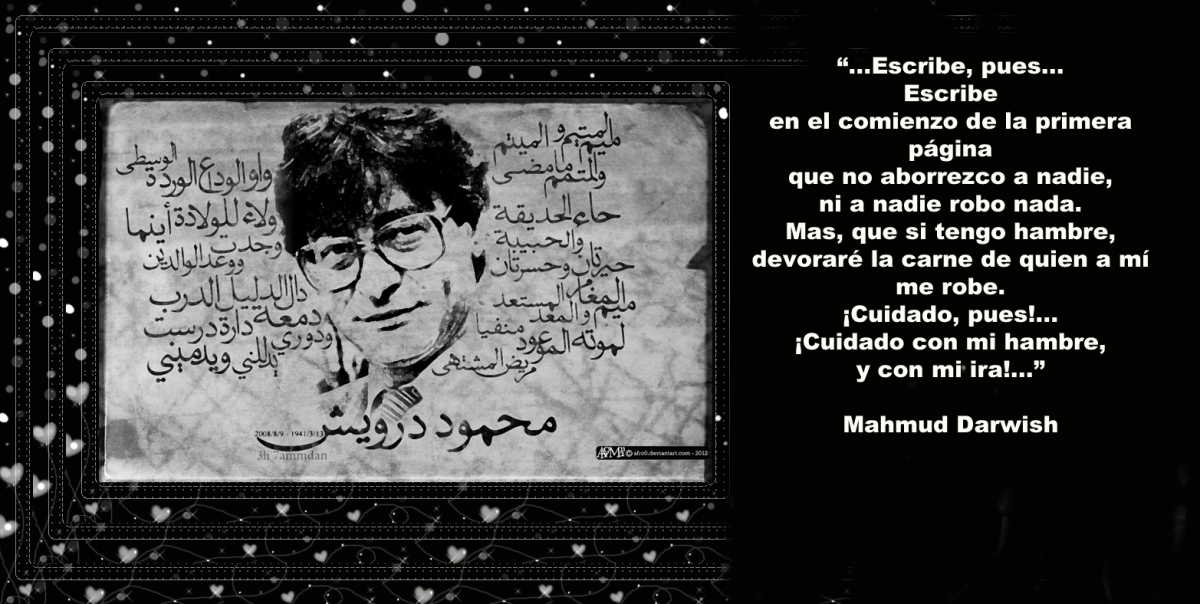 Los genios de la poesía árabe moderna – Por Lic. YassinKaoud