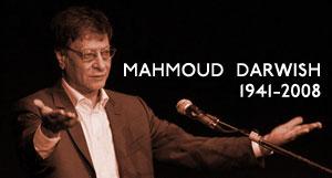 Poemas de Mahmud Darwish