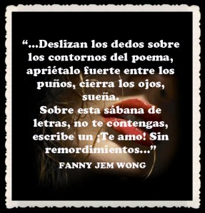FANNY JEM WONG FRAGMENTOS DE POEMAS (2)