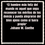 Johann W Goethe