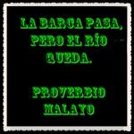 Proverbio malayo