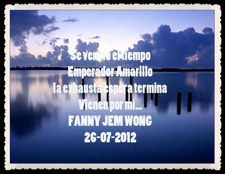 FANNY JEM WONG pensamientos y poemas - (15)