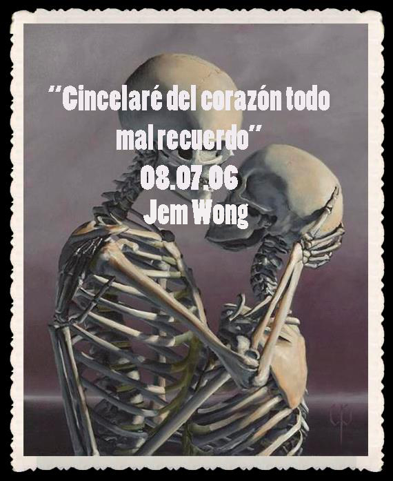 FANNY JEM WONG pensamientos y poemas - (158888)