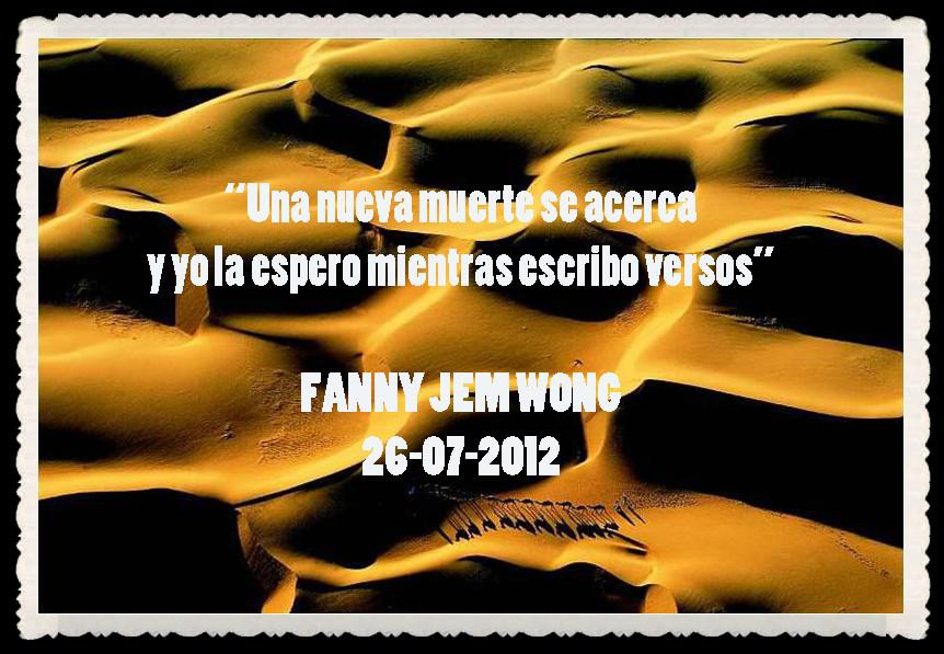 FANNY JEM WONG pensamientos y poemas - (26)