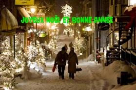 Canada Quebec Christmas