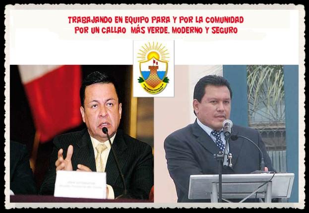 REGIÓN CALLAO -MUNICIPALIDAD DEL CALLAO AUTORIDADES CHALACAS