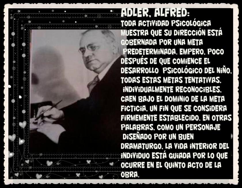 CITAS ILUSTRADAS DE ALFRED ADLER – Fannyjemwong\'s Blog