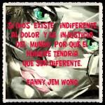 FANNY JEM WONG -FRASES  BONITAS PENSAMIENTOS   (33)
