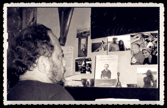"""Pilar Coca escribe : Víctor musicalizó mas de 14 poemas de nuestro poeta mayor César Vallejo. Lo hizo con una entrega y dedicación extraordinaria, le tomó algunos años hacerlo, pero logró algo maravilloso . Su primera canción fué """"El poeta a su amada"""" y la compuso en el año 1975 cuando radicaba en Toronto (Canadá), a esta le siguieron """"Masa"""", """"Dios"""", """"Mentira"""", Las Piedras"""", etc., etc."""