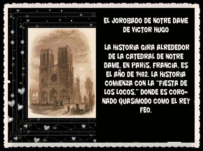 EL JOROBADO DE NUESTRA SEÑORA DE PARÍS ( 1923)   (12)
