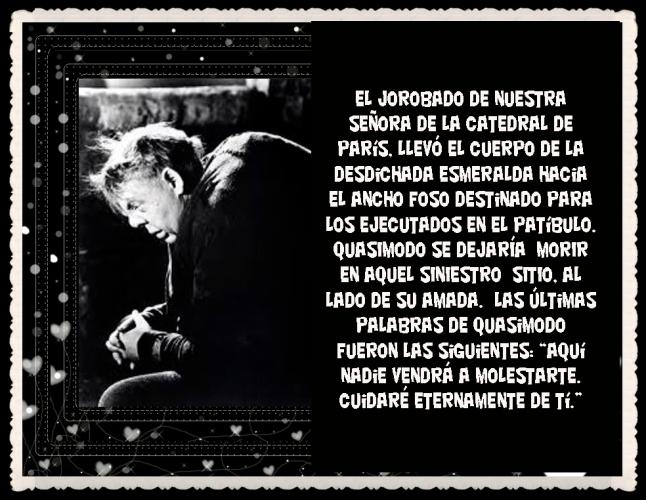 EL JOROBADO DE NUESTRA SEÑORA DE PARÍS ( 1923)   (14)