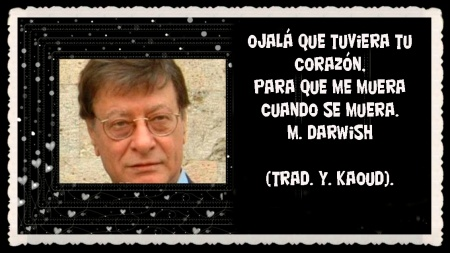POEMAS ARABES TRADUCCIÉS DE Yassin Kaoud  (1)