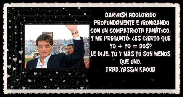 POEMAS ARABES TRADUCCIÉS DE Yassin Kaoud  (31)