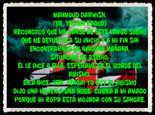 POEMAS ARABES TRADUCCIÉS DE Yassin Kaoud  55555555555(2)