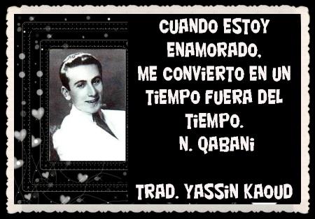 POEMAS ARABES TRADUCCIÉS DE Yassin Kaoud  (8)