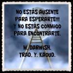 M Darwish