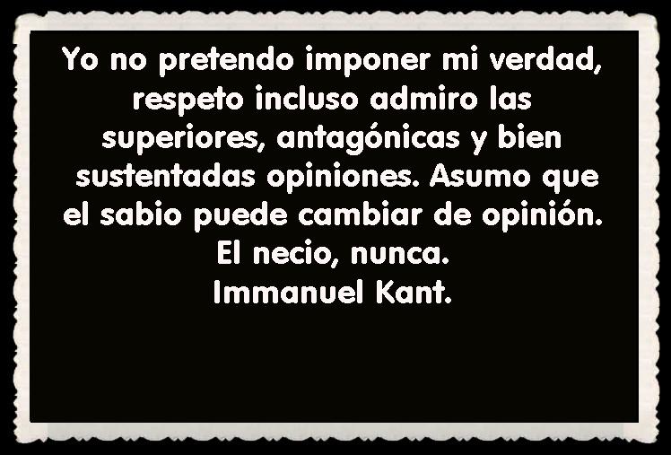Immanuel Kant FRASES BONITAS CITAS Y PENSAMIENTOS      (22)