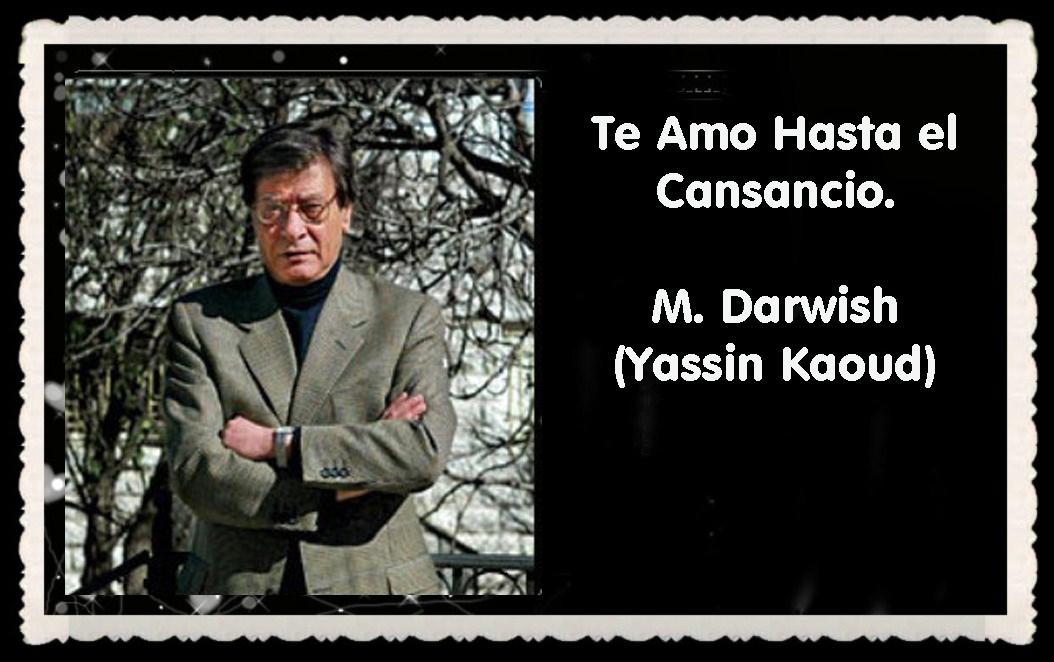 Poemas de MahmudDarwish