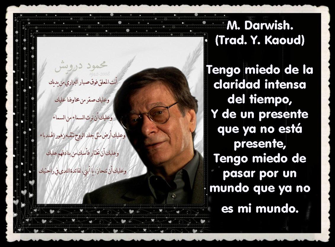 MAHMUD DARWISH  POET (19)