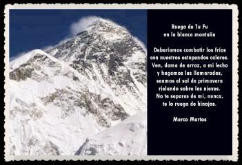 BLANCAS MONTAÑAS MARCO MARTOS -