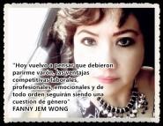 FANNY JEM WONG 21-03-09 POETA PERUANA