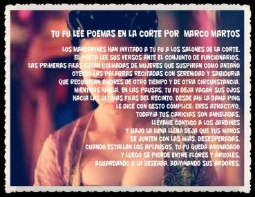 POEMAS DE MARCO MARTOS UNMSM - (19)