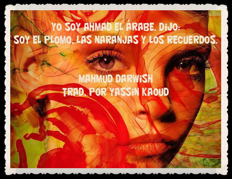 YASSIN KAOUD POESÍA ARABE Y TRADUCCIONES -  (59)