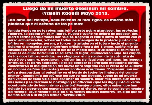YASSIN KAOUD POESÍA ARABE Y TRADUCCIONES (7)