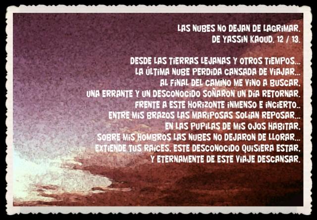 YASSIN KAOUD POESÍA ARABE Y TRADUCCIONES -  (8)