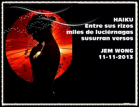 FANNY JEM WONG HAIKUS Y VERSOS CORTOS   (223)