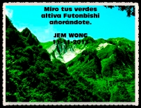 FANNY JEM WONG HAIKUS Y VERSOS CORTOS (5)