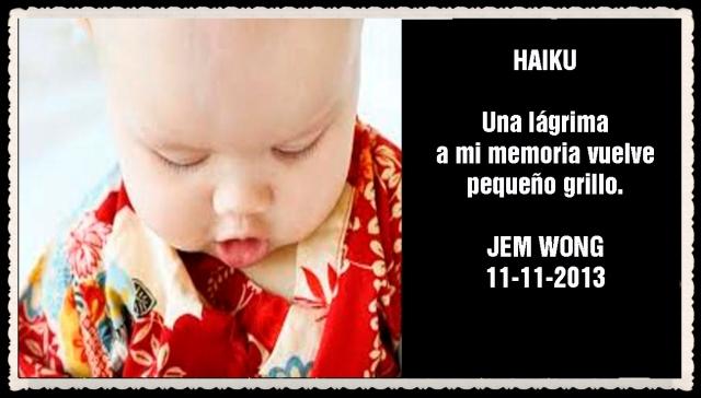 FANNY JEM WONG HAIKUS Y VERSOS CORTOS   (9)