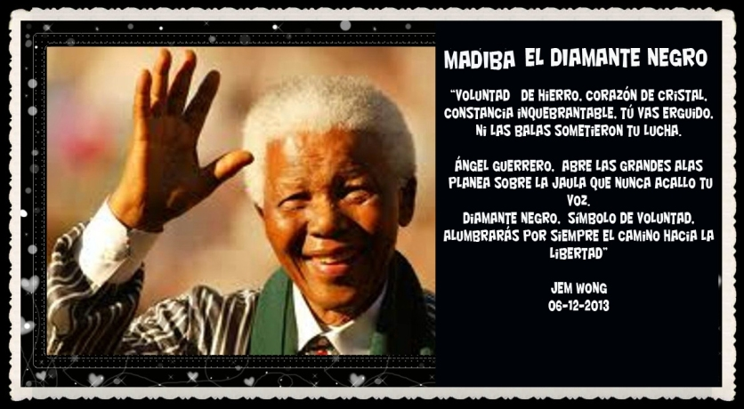 NELSON MANDELA 2013-JEM WONG