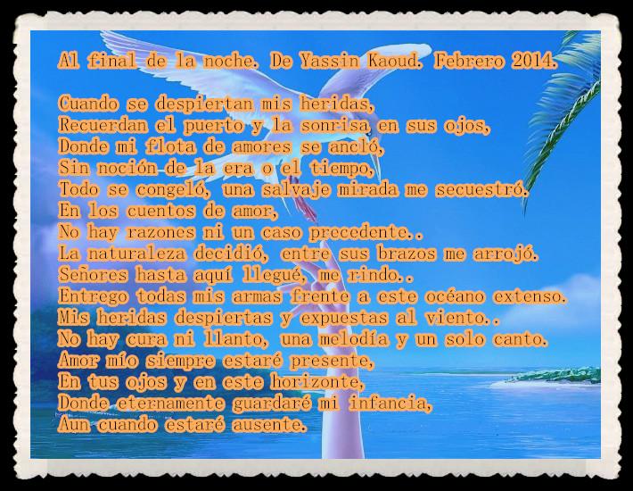 2014 POEMAS TRADUCIDOS POR YASSIN KAOUD (1)