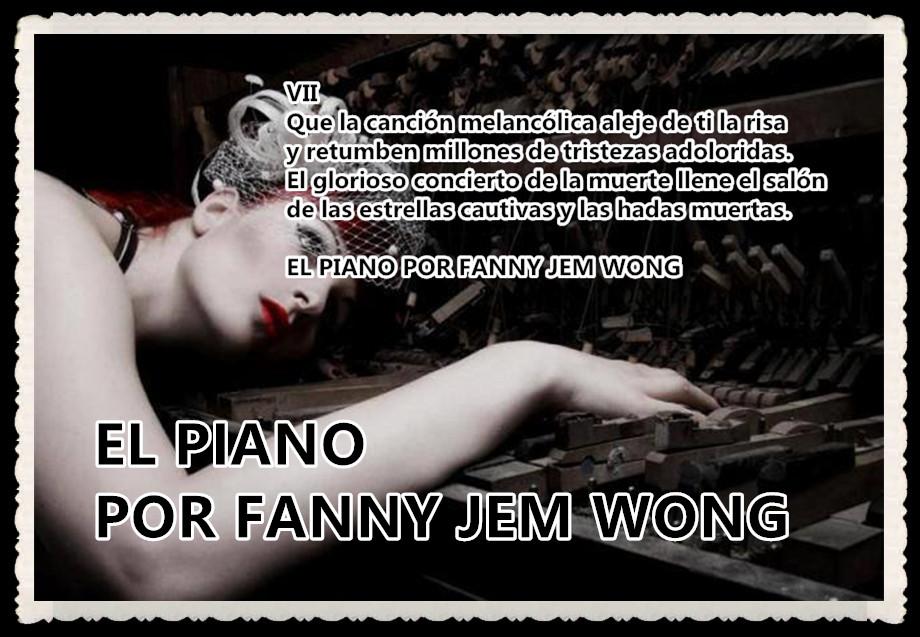 Mario H. Russo – El Piano de Fanny JemWong