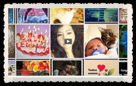 FACEBOOK CUMPLE 10 AÑOS HOY Y TIENE UN VIDEO SOLO PARA TI-FANNY JEM WONG M