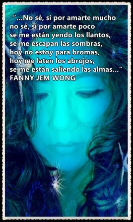 FANNY JEM WONG 2013- POETA PERUANA