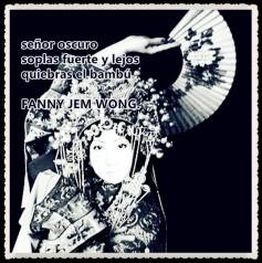 fanny jem wong la novia de la oscuridad