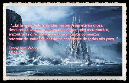 FRASES   PENSAMIENTOS  VERSOS   CITAS FANNY JEM WONG -  (16)
