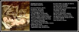 CÓLERAS DE CATULO POR MARCO MARTOS